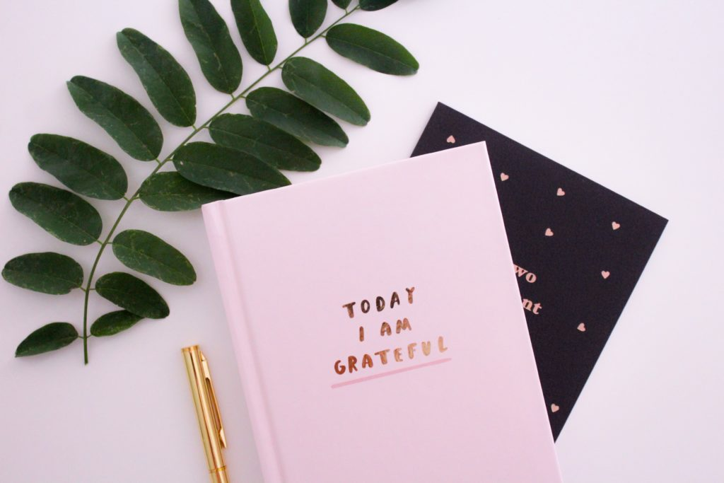 journal - today i am grateful