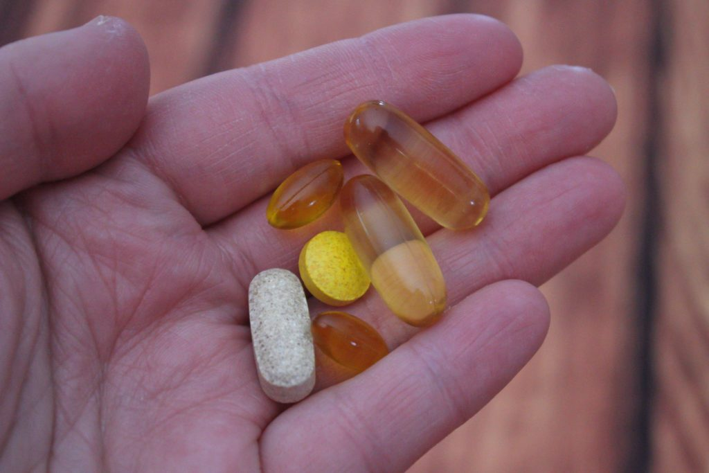 take extra vitamins