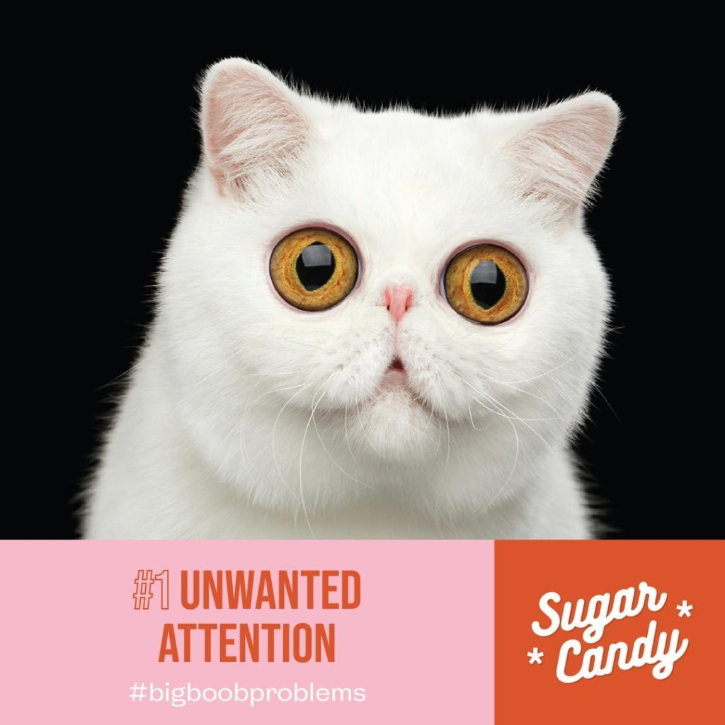 unwanted attention